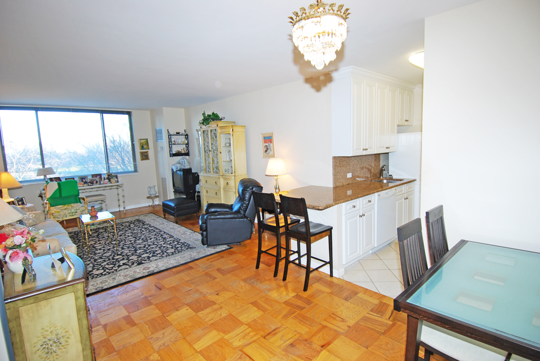 North Shore Towers 1 Bedroom Apartment