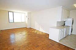 1 Bed., 1 1/2 bath apt