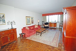North Shore Towers 1    bedroom, 1.5 bath apt