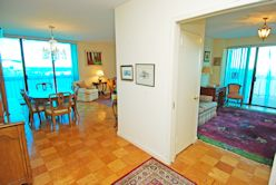 North Shore Towers 1 - 2    bedroom, 1.5 bath apt