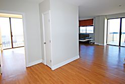 North Shore Towers 2    bedrooms, 1.5 bath apt