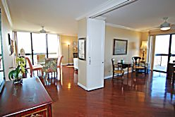 North Shore Towers 1-2     bedroom, 1.5 bath apt