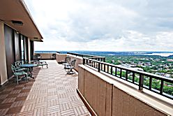 North Shore Towers  Penthouse